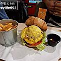 2018.08.09 台中西屯 Burger Joint 7分So美式廚房(東海店)