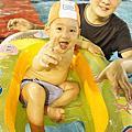2015日本伊藤萬嬰兒游泳及兒童游泳課程