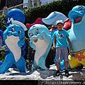 2014.08.28~29 花蓮親子遊 遠雄悅來飯店 海洋公園