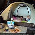 親子露營趣。內湖碧山露營場 北投貴子坑露營場