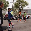 20130407北頭洋馬拉松_終點前(團照)