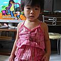 晴寶貝成長記錄-1歲(2007.11.25-2008.11.24)