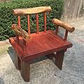 樟&花梨-主人椅
