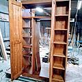 多收納型-玄關櫃