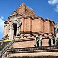 柴迪隆寺及週邊街景