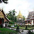 清曼寺 Wat Chiang Man