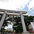 沖繩.海與藍天