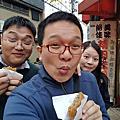 [大阪]黑門市場可樂餅