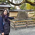 [京都]拜訪金閣寺