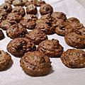 廚房日記-萬聖節便便餅乾