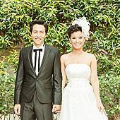【創意婚紗攝影】夏煦婚嫁相簿封面