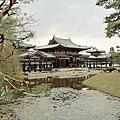 2011-京都之旅-第三天-稻禾神社+宇治:平等院與中村藤吉