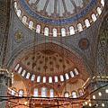 土耳其  伊斯坦堡  藍色清真寺 2005年