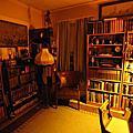 復古閱讀空間