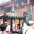 2014.8.25-行天宮香爐供桌最後一日