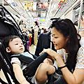 L.A. BABY隨行迷你嬰兒推車