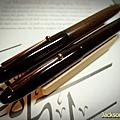 2013 M-Cigar Senator 14K尖 Con-70 上墨