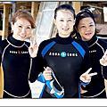 長灘島潛水初體驗