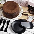 栗卡朵巧克力蛋糕