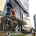 【樂】印尼雅加達★LOTTE SHOPPING AVENUE★MALL(CIPUTRA集團)★201702