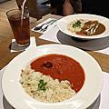【食】印尼雅加達★GO CURRY★客製咖哩飯。可自選咖哩醬、米飯、辣度、用料。LIPPO MALL Puri★201803