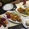 【食】伊朗德黑蘭★伊朗人吃什麼。伊朗飲食。餐廳Lux Talaei Restaurant★Iran。Tehran。伊朗自由行★201709