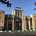 【2017遊】伊朗德黑蘭★國家花園Sardar-e Bagh-e Melli。郵局博物館Post and Communications Museum★伊朗自由行景點★20
