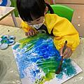 兒童美術教學作品