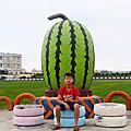 彰化縣福興鄉-三和社區西瓜彩繪村-最強的西瓜代言(20190720)
