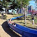 桃園市桃園區-風禾公園-超長50公尺溜滑梯(20191124)
