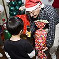 馬汀美語聖誕party