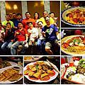 1050528台中北海岸海鮮餐廳陸戰隊聚餐