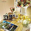 20160703 君悅大飯店奢華典雅金婚禮布置