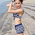 逆天辣腿現形!賈永婕15歲女兒笑眼迷人 完美身材極超齡