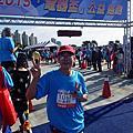 參加2015年電器盃公益22公里路跑