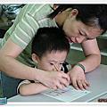 2006 第一天去上學