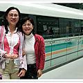 2007 江南行第六天 上海-台北
