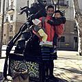D4@20170402 海洋聖母殿-畢卡索博物館-聖卡德琳娜市場-加泰羅尼亞音樂宮-國王廣場-巴塞羅那主座教堂-哥德式天橋-布蘭登大道-海事博物館-桂爾宮