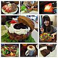 [台北 Brunch] 美式漢堡、POND BURGER