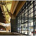 台中高鐵烏日站夜景