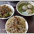 新竹城隍廟柳家滷肉飯