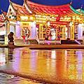 台灣-台南-巷仔內蚵仔炸 奇美美術館 玻璃媽祖廟