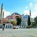 Fly-土耳其-聖索菲亞教堂 St. Sophia Museum - Istanbul