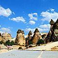 Fly-土耳其-Uchisar Castle & Pasabag