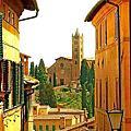 Fly-義大利自助旅行-Toscana托斯卡納-Siena西恩那