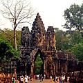 Fly-柬埔寨吳哥窟