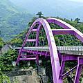 台灣-桃園-小烏來~復興橋&羅浮橋 蘭吼瀑布 信賢瀑布 龍鳳瀑布 巴陵橋