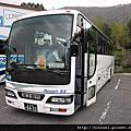 20101015  HATO BUS 関東紅葉一番乗り 日光白根山ロープウェイ行