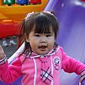 初二回娘家學校溜小孩-20110203