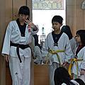 2015/01/31 JOSH跆拳道升級